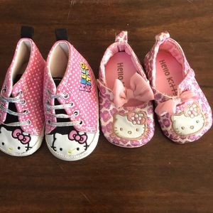 Hello kitty soft shoes